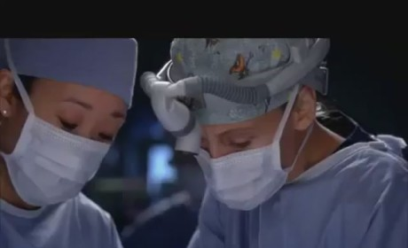 Grey's Anatomy 'Suddenly' Clip: Dancing in the OR
