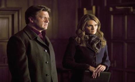 "Castle Promo: ""Dial M for Mayor"""