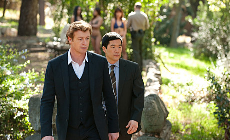 "The Mentalist Promo: ""My Bloody Valentine"""