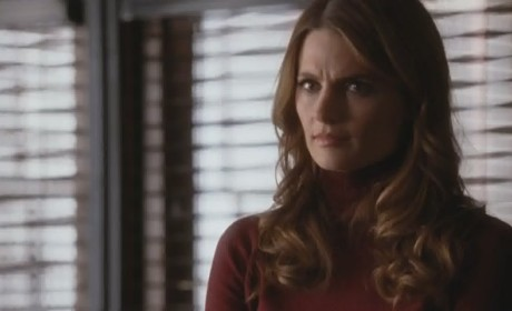 Castle Sneak Peek: Beckett vs. Gates