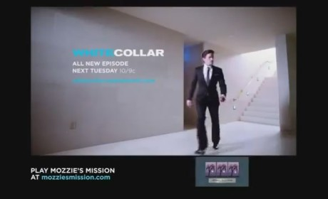 "White Collar Promo: ""Upper West Sider"""