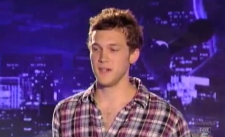 Phillip Phillips Audition