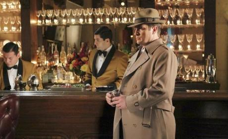 "Castle Promo: ""The Blue Butterfly"""