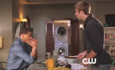 90210 Sneak Peek: About That Fire...