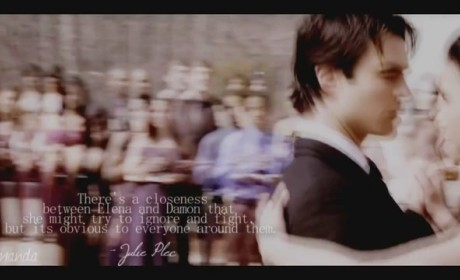 The Vampire Diaries Video: A Tribute to Delena