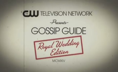Gossip Girl 100th Episode Promo: Royal Wedding Style