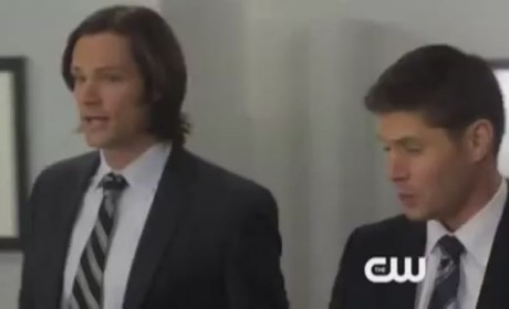 Supernatural Sneak Peek: Dean Gets Dissed!