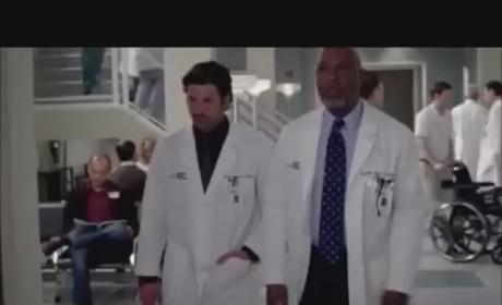 Grey's Anatomy If/Then Clip: Derek and Meredith
