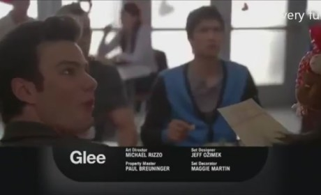 Glee Episode Trailer: Valentine's Day!