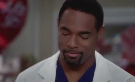 "Grey's Anatomy ""All You Need is Love"" Clip: Heels"
