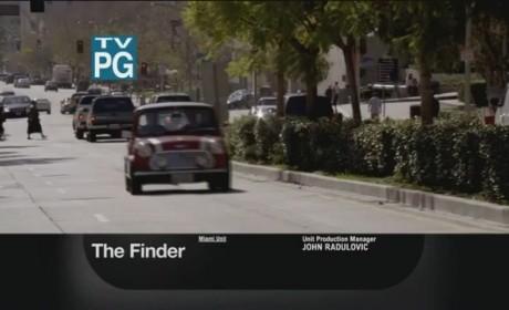 """The Finder Promo: """"Little Green Men"""""""