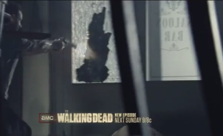 "The Walking Dead Promo: ""Triggerfinger"""