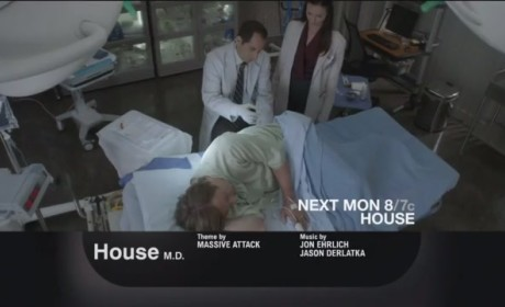 "House Promo: ""Man of the House"""