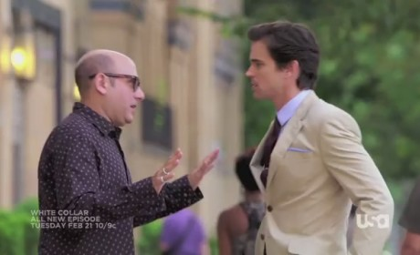 "White Collar Promo: ""Stealing Home"""