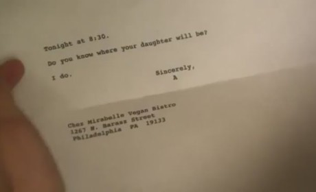 Pretty Little Liars Clip: A Note from A