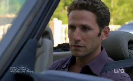 "Royal Pains Promo: ""This One's For Jack"""