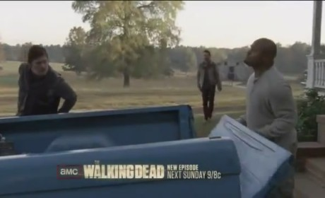 The Walking Dead Clip: Oh, Hell No!