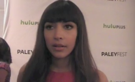 Hannah Simone PaleyFest Interview