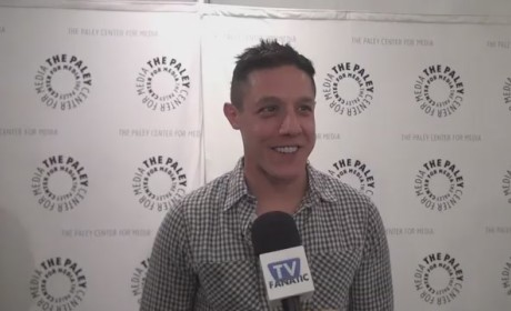 Theo Rossi PaleyFest Interview