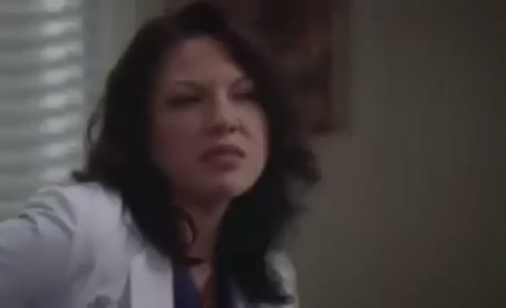 "Grey's Anatomy ""One Step Too Far"" Clip: Calzona"