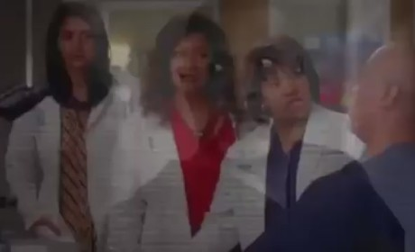 "Grey's Anatomy ""One Step Too Far"" Clip: Rise and Shine"
