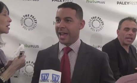 Jon Huertas PaleyFest Interview