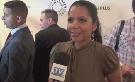 Penny Johnson Jerald PaleyFest Interview