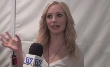 Candice Accola PaleyFest Interview