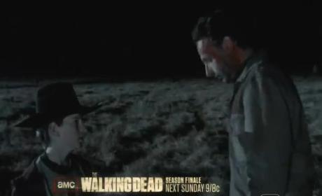 The Walking Dead Season Finale Clip