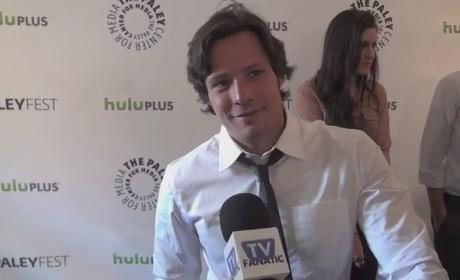 Nick Wechsler PaleyFest Interview