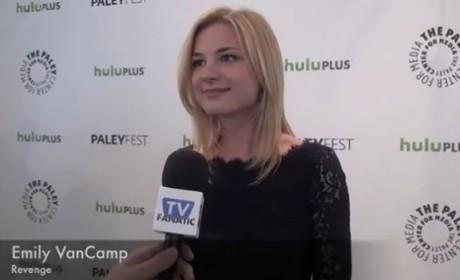 Emily VanCamp PaleyFest Interview
