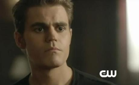 "The Vampire Diaries Clip: ""Break On Through"""