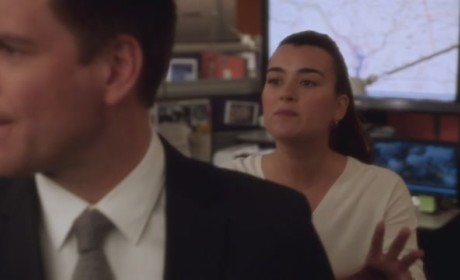 NCIS 'The Tell' Clip - Lone Wolf
