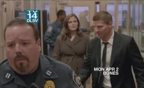 New Bones Return Promo: She's in Labor!