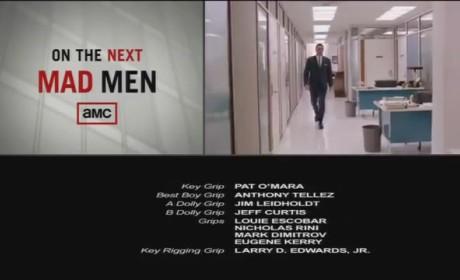 """Mad Men Promo: """"Tea Leaves"""""""
