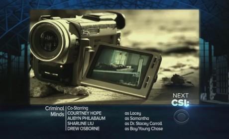 "Criminal Minds Promo: ""Heathridge Manor"""
