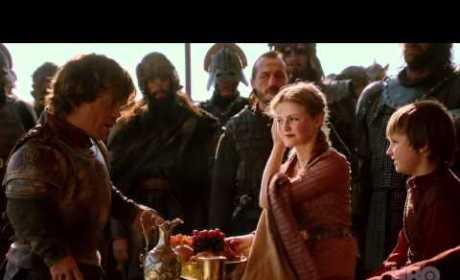 Game of Thrones Season 2: Opening Scene