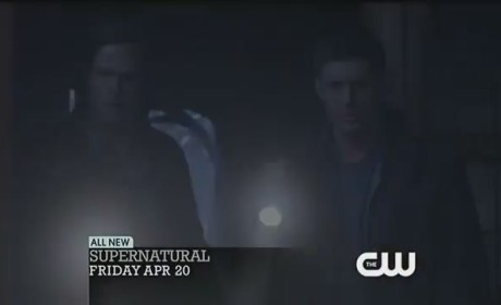 "Supernatural Promo: ""Of Grave Importance"""