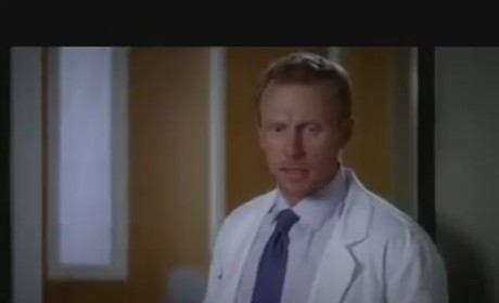 Grey's Anatomy 'The Girl With No Name' Clip - Snubbed