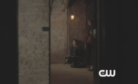 The Vampire Diaries Clip: Unresolved Feelings