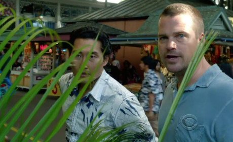 Hawaii Five-O, NCIS: LA Crossover Promo