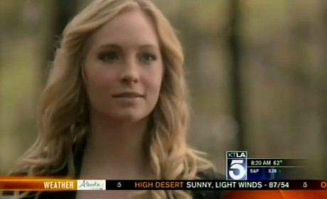 The Vampire Diaries Sneak Peek: Forwood Forever!