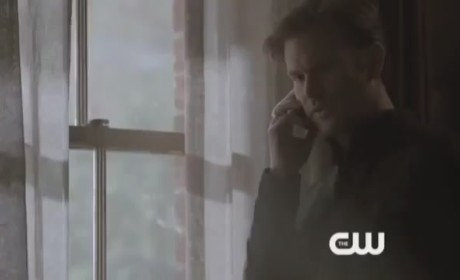 The Vampire Diaries Clip: Lying to Damon