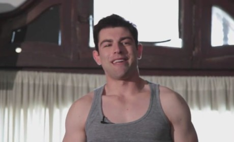 Schmidt Spins, Jess Pounces: New Girl Awesomeness