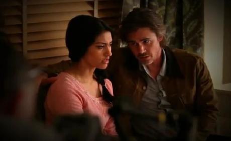 True Blood Season 5 Scene: Sam and Luna