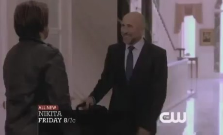"Nikita Promo: ""Shadow Walker"""