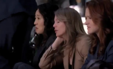 Grey's Anatomy 'Let the Bad Times Roll' Clip