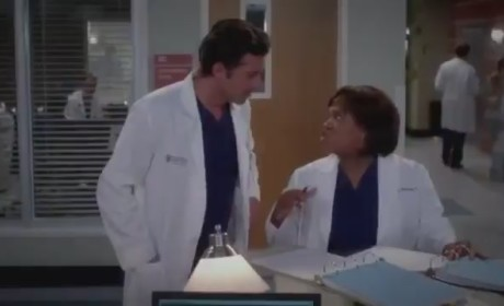 New Grey's Anatomy Clips: The Power of Metaphors