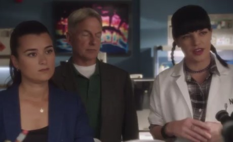 NCIS 'Up in Smoke' Clip - The Bug