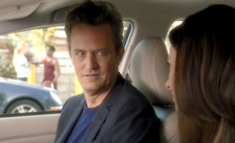 Go On First Look: The Return of Matthew Perry